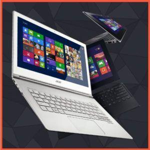 machine learning laptops