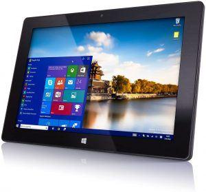 Fusion 5 Windows 10 ultra-slim tablet
