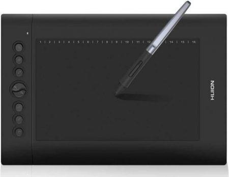 HUION H610PRO V2 tablet