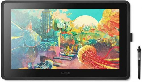 Wacom-Cintiq-22-tablet-for-illustrator