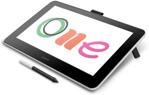 Wacom One Digital Drawing Tablet