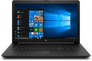 2020 HP 17.3 inch laptop
