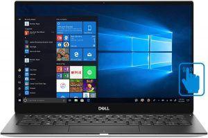 Dell XPS7390 touchscreen laptop