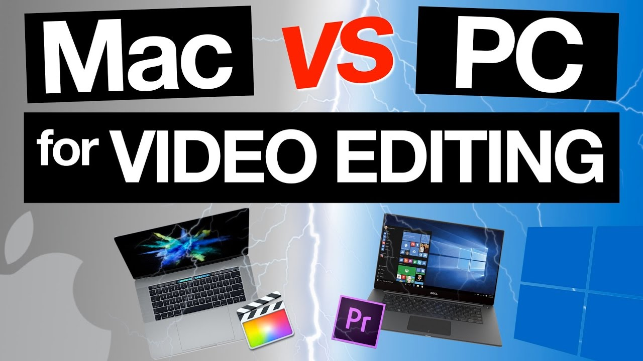 Laptop or PC for Photo Editing
