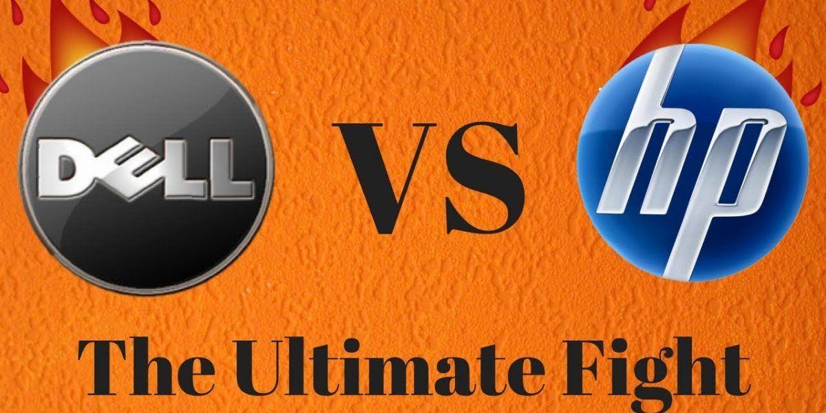 Dell vs hp
